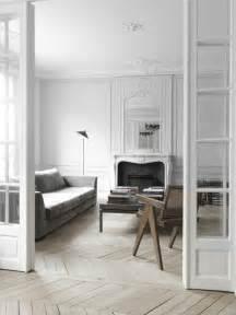 Papier Peint Style Haussmannien by Loft Appartement Haussmannien Le Travail De Nicolas