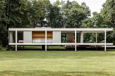 country style bedrooms farnsworth house by ludwig mies der rohe up interiors