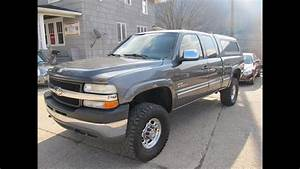 2002 Chevrolet Silverado 2500 4x4 Lb7 Duramax Diesel Elite