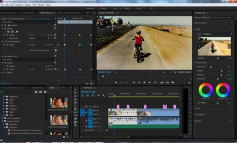 Adobe Premiere Pro Cc 2015 Review Extending Video Editing