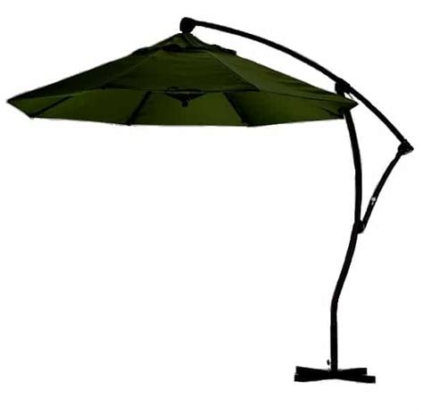 9 cantilever market umbrella deluxe