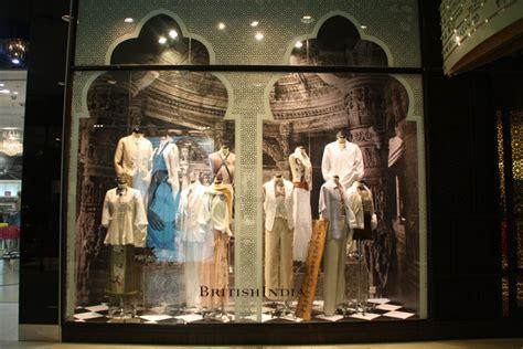 british india window display singapore