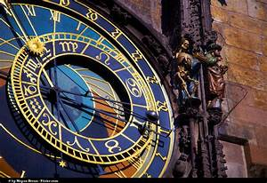 The Astronomical Clock in Prague, The Most Famous Clock ...
