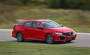 2020 Honda Civic Si Manual Transmission  Crash Test