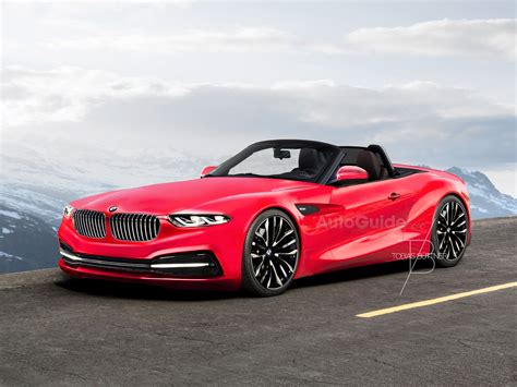 Digital Artist Imagines How The Bmw Z5 Will Look