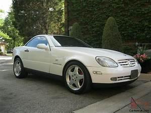 Mercedes Benz Slk 230 Kompressor 1998 : mercedes benz slk class slk 230 convertible kompressor ~ Jslefanu.com Haus und Dekorationen