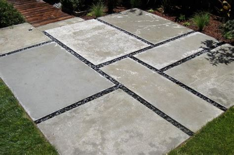large cement pavers large pavers renovations pinterest