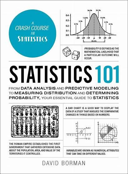 Statistics 101 Data David Distribution Modeling Measuring