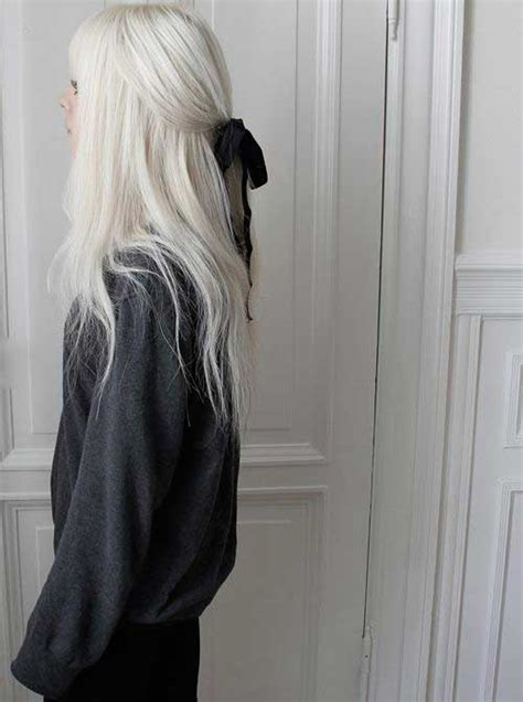 Hair Color White by 25 Light Hair Color