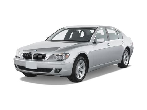 2008 Bmw 7-series Reviews And Rating