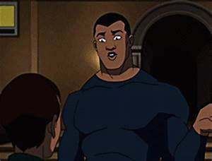 mygifs young justice Jaime Reyes kaldur'ahm artemis crock ...