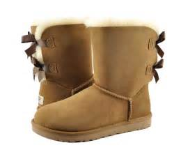 womens ugg boots with bows 39 s shoes ugg australia bailey bow boots 1002954 chestnut 5 6 7 8 9 10 ebay