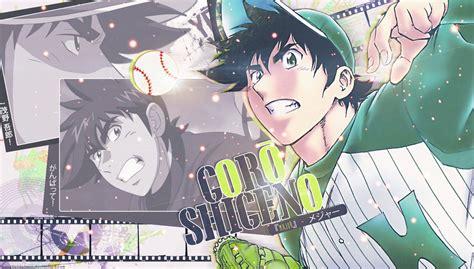 Major Anime Wallpaper - wallpaper major goro shigeno by panelletdelimon on