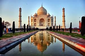 Taj Mahal, India (Agra) The Symbol Of Love