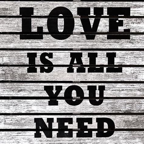 Love Is All You Need Pictures, Photos, And Images For