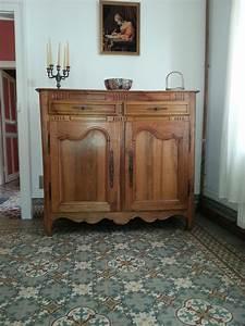 estimation mobiliers anciens meuble louis xviii en merisier With meuble louis xviii