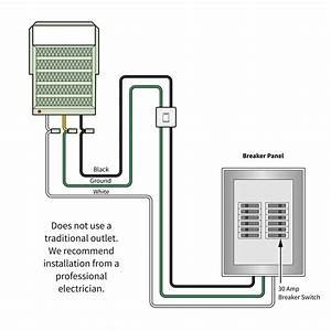 Garage Outlet Wiring Diagram