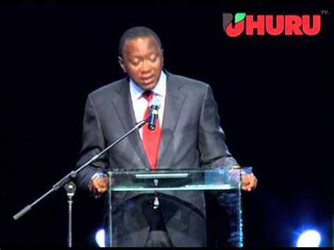 Uhuru Kenyatta Speech At Jubilee Manifesto Launch Youtube