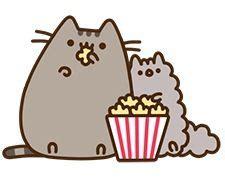 pin  kacy redmond  pusheen  adorable cat gato