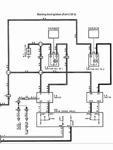 Lexus V8 1uzfe Wiring Diagrams For Lexus Ls400 1997 Model Starting Diagram