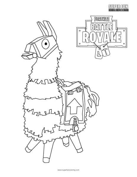 fortnite  coloring pages printable coloring pages