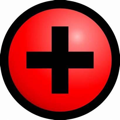 Charge Positive Negative Symbol Electric Positif Electricity