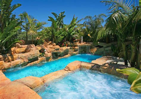 beautiful backyard designs  pool