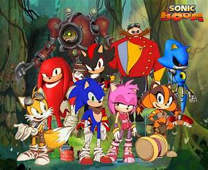 Sonic Boom Wallpaper by Silverdahedgehog06 on DeviantArt