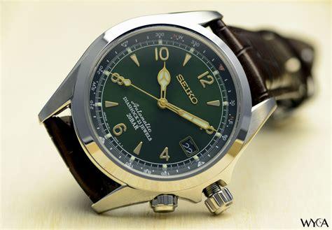 Buy Seiko Sarb017 Mechaical Alpinist Automatic Men S Watch
