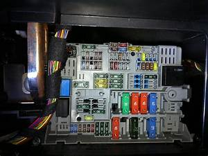 X5 E70 Fuse Box Location