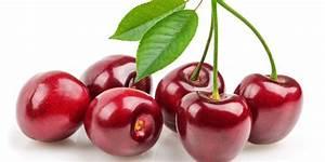 The Health Benefits Of Cherries