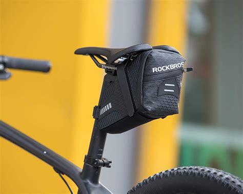 saddle bike bags road bicycle pedallers mtb bag seatpost