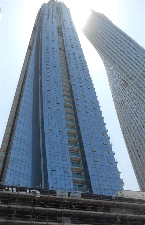 damac heights luxury apartments  dubai damac properties