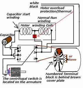 diy do it yourself With electric motor hook up diagrams on marathon electric motor wiring
