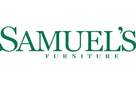 Samuel's Furniture  Sustainable Connections