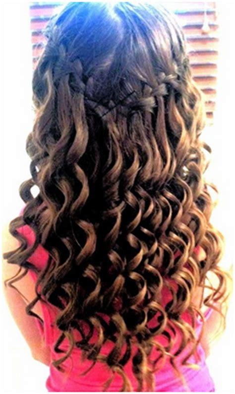 cute party hairstyles  long hair