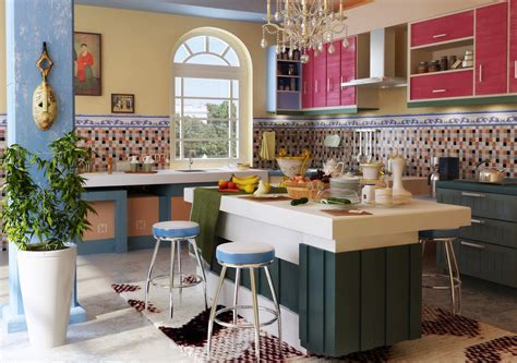 mediterranean colors for kitchen decorating a modern mediterranean kitchen jerry enos 7419