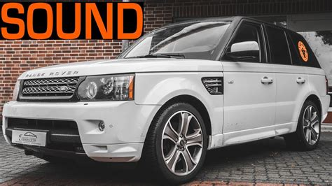 auspuff sound generator range rover sport sound generator cete automotive