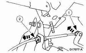 Where Can I Get A Diagram Of The Shift Cable Assembly For