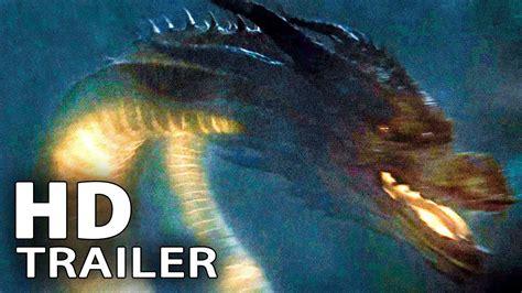 King Of The Monsters Trailer 2 Deutsch German