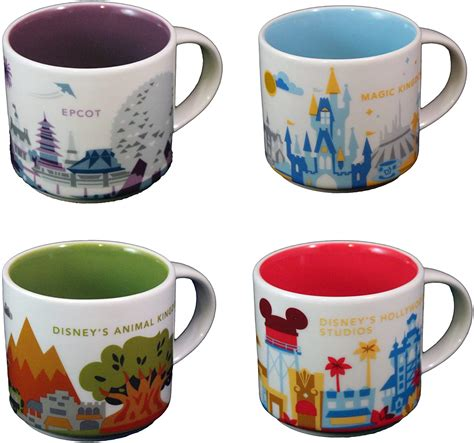 Disney mug disney coffee cup forky toy story 4 mug zero forks given disney gift disney lover gift for friend funny mugs for work. Mugs, Cups Collectibles New Starbucks Disney Parks Animal Kingdom Been There Coffee Mug takamura ...