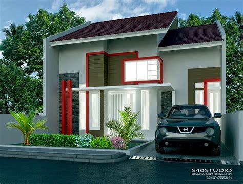 gambar desain rumah  informasi desain  tipe rumah
