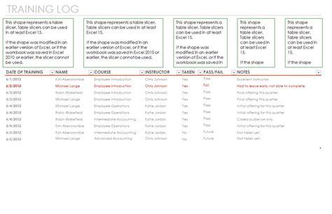employee training tracker employee training tracker template