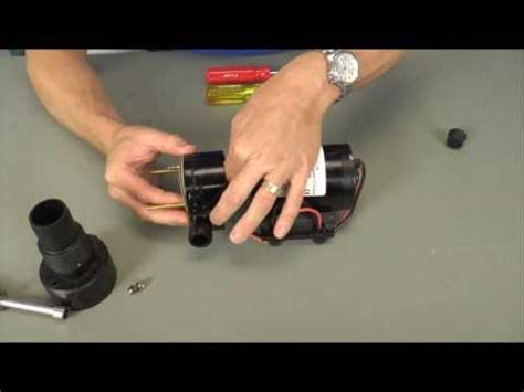 Duckworth Boat Problems by Jabsco Tech Let S Solve Water Supply Problems