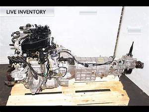 Jdm Mazda Rx8 13b Renesis Rotary 4 Port Engine And 5speed Transmission