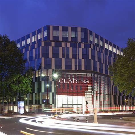 siege social clarins nouveau siège de clarins office et culture