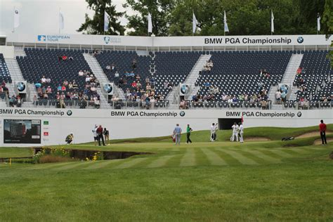 Book Bmw Pga Championship, Wentworth  Bmw Pga Ticket And