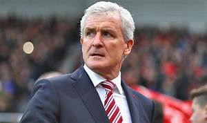 Stoke News: Mark Hughes responds to Ottmar Hitzfeld's ...