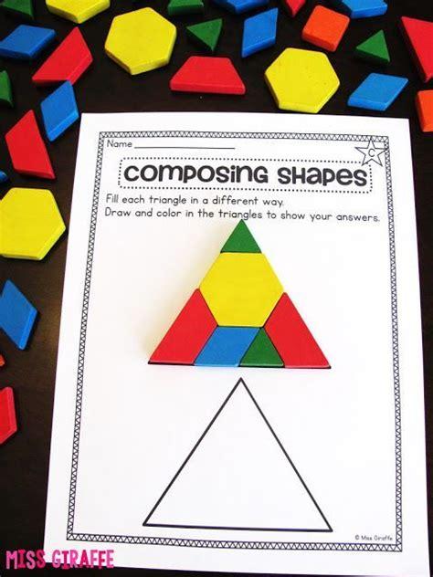 giraffes class composing shapes  st grade