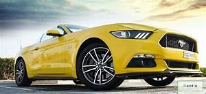 Rent FORD MUSTANG GT convertible Dubai - Rent in Dubai